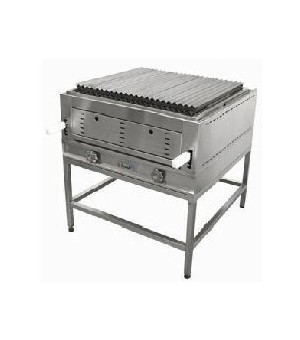 PLANCHA GRILL OPPICI 79X81CM ACERO