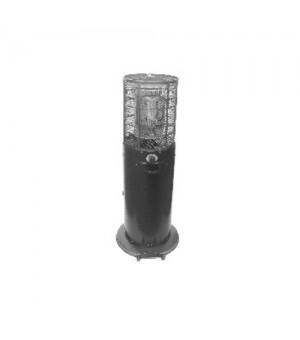 Calefactor Acero