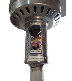 Calefactor Heater Gris