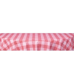 MANTEL RDO ESCOCES ROJO 3.05 MT
